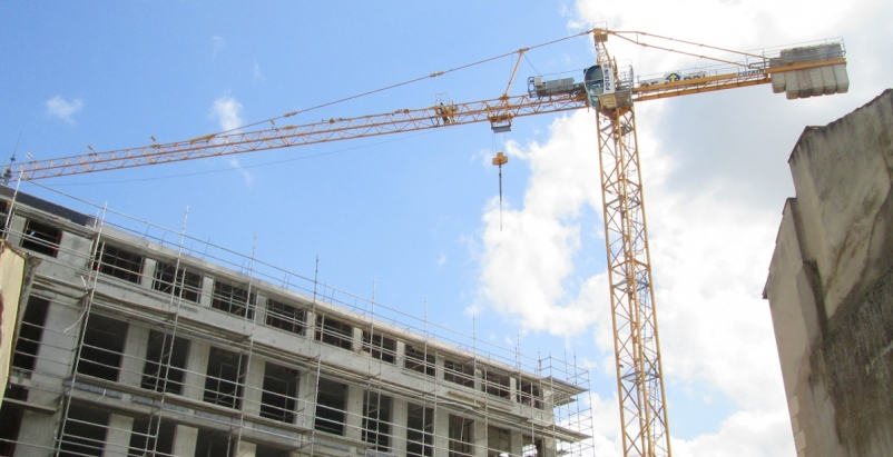 Consensus Construction Forecast: Double-digit growth expected for commercial sector in 2015, 2016