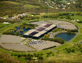 Somerset Development plans to turn Bell Labs headquarters into a New Urbanist town center