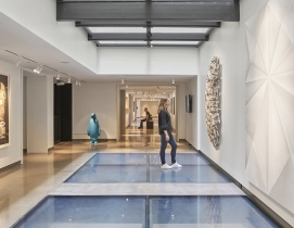 SAFTI FIRST receives U.S. Patent for fire resistive glass floor system up to 2 hours