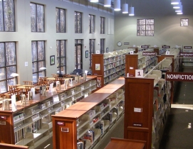 Sasaki library survey gauges librarian happiness
