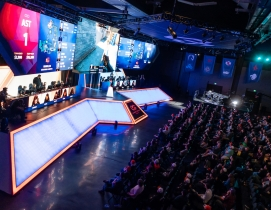 The largest eSports stadium in North America opens in Arlington, Texas