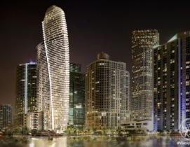 First Porsche, now Aston Martin: Sports car maker co-develops Miami condo tower