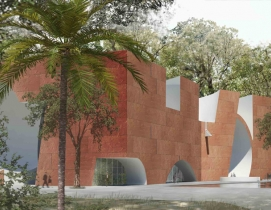 Renderings: Steven Holl Architects
