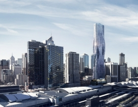 Beyoncé, Melbourne, tower, high-rise, Elenberg Fraser