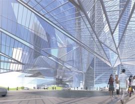 All renderings courtesy Adrian Smith + Gordon Gill Architecture