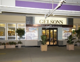 For Gelsons Market in Los Angeles (pictured above), the architect was able to p