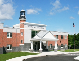 Located in Hampton Bays, N.Y., the $42-million, 146,400-sf structure received th