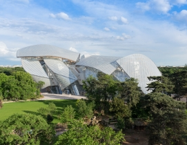 Images by Iwan baan courtesy of Foundation Louis Vuitton.