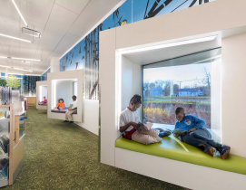 Best in library design 2018: Six projects earn AIA/ALA library awards