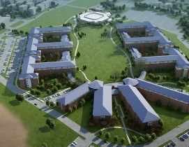 The Millersville University housing, which will be designed in phases, will repl