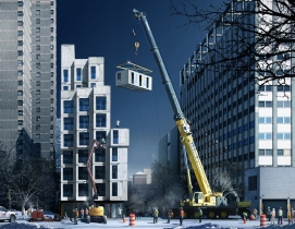 My Micro NY will soon be New York's first micro-apartment building