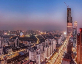 Nanning China Resources topping out