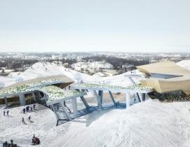 Vilnius Beacon, Daniel Libeskind