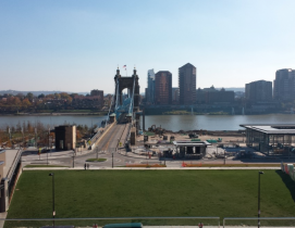 Cincinnati's green approach to sewer discharge expected to save $100 million