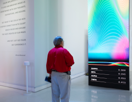 MUST SEE: Sherwin-Williams Coil Coatings exhibit explores how architects' thoughts translate into color