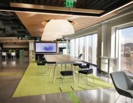 Top CM+PM Firms, Giants 300 Report, Turner Construction, Schneider HQ, Photo courtesy Turner