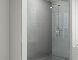 Shower threshold height – a better shower from the ground up