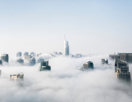 Living in a cloud: What nanotech means for architecture and the built environment