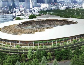 Kengo Kuma selected to design National Stadium for 2020 Tokyo Olympics