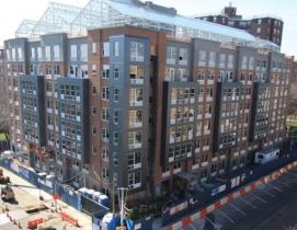 This is the 5th total precast concrete building solution that Blue Sea Developme