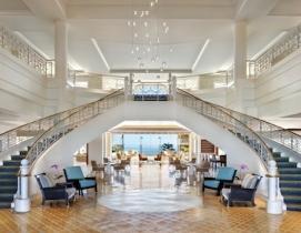 Loews Coronado Bay Resort, San Diego, recently completed a nine-month transforma