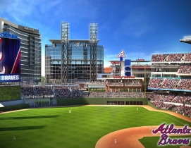 Atlanta Braves partner with Omni Hotels & Resorts to build hotel near new Suntrust Park