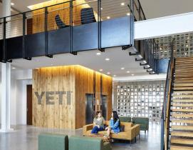 Yeti's new Austin HQ designed by Gensler
