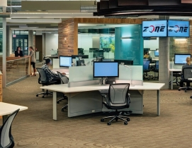 Good design can combat open-office issues