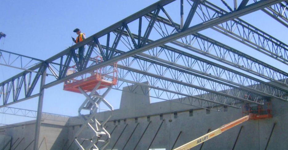 Design-Build Approach to Steel Joists and Metal Decking