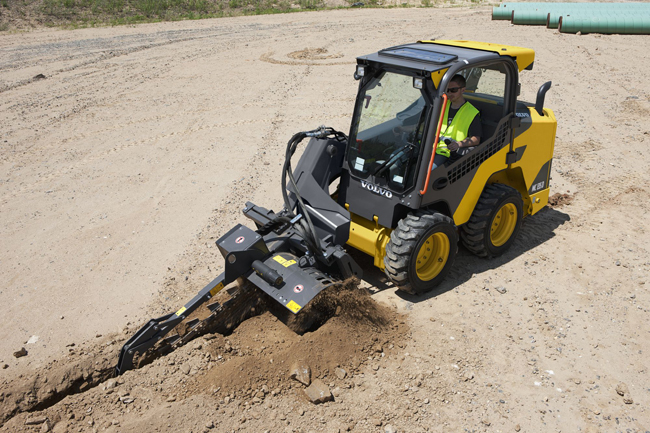 Small Skid Steer Loaders Offer Big Choices | Construction