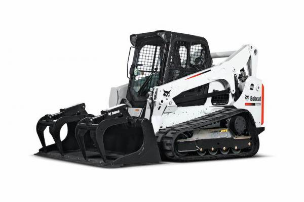 Bobcat CTLs are available from Woodford Equipment