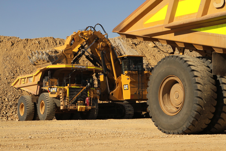 Rio Tinto will field Caterpillar autonomous trucks in its Marandoo iron ore mine