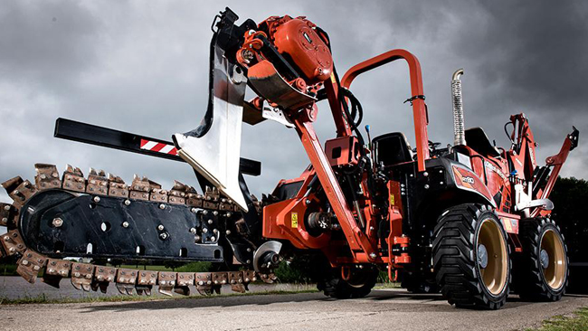 Ditch Witch Brand Replaces Toro in Underground Products