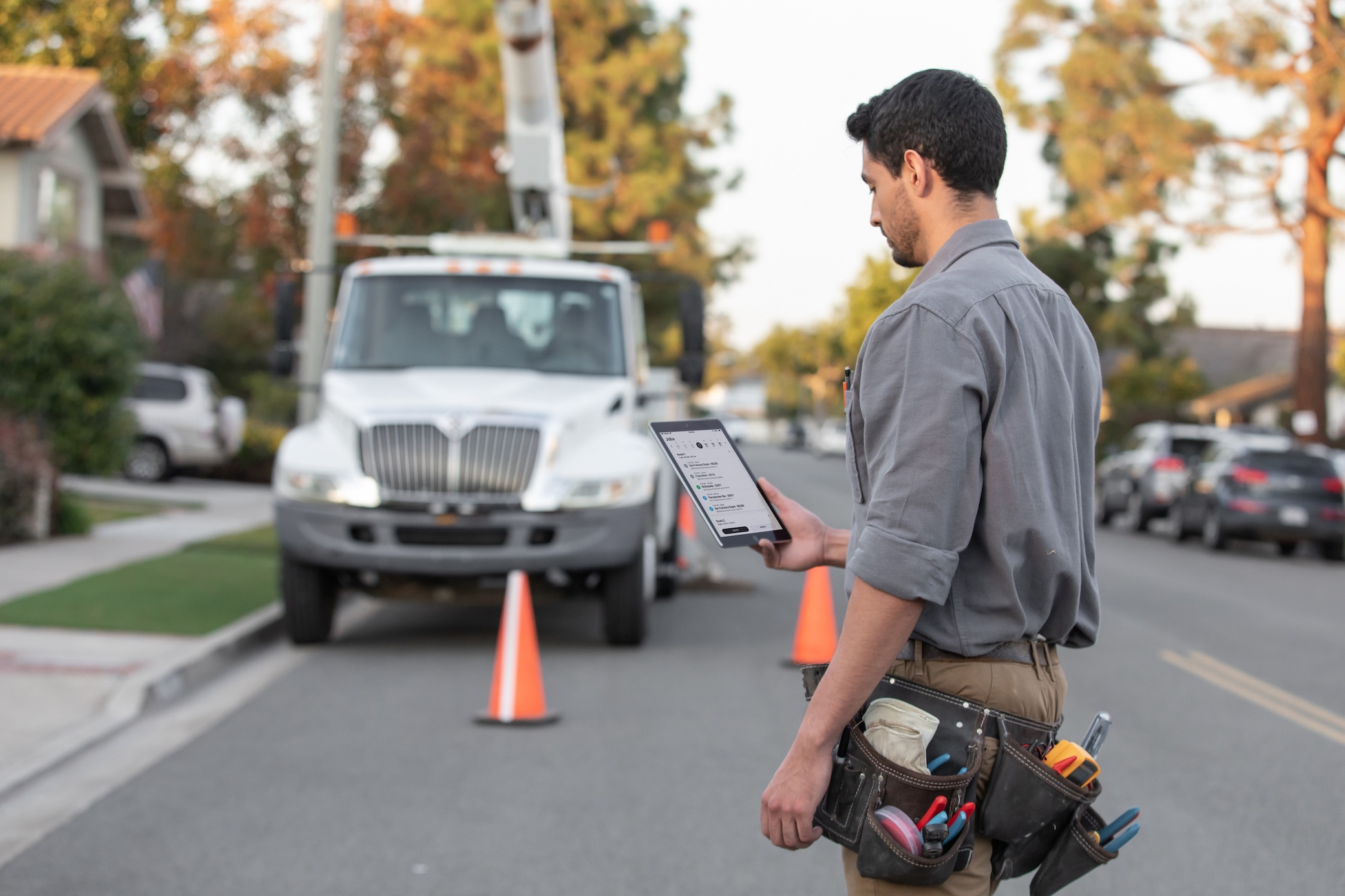 Verizon Connect has launched Field Service Dispatch.