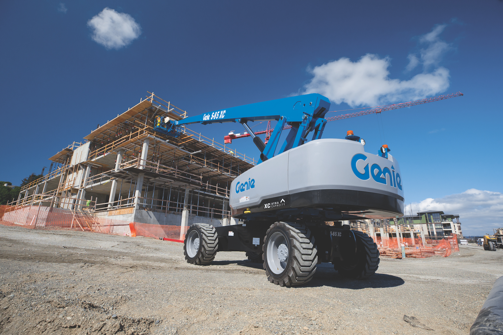 Genie Exec Assesses MEWP Industry | Construction Equipment