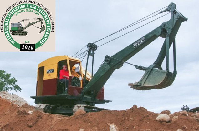 Historical Construction Equipment Association 31st Annual Expo