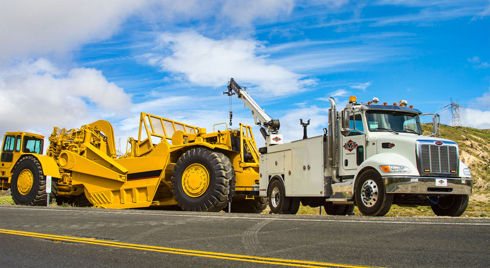 Caterpillar is shooting for $28 billion in service sales by 2026.