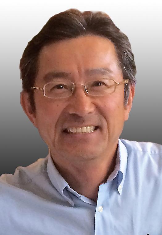 "Manabu ""Michael"" Sato, the new president of FRD."
