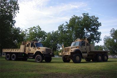 Navistar Defense Awarded $18 8 Milllion for Tactical