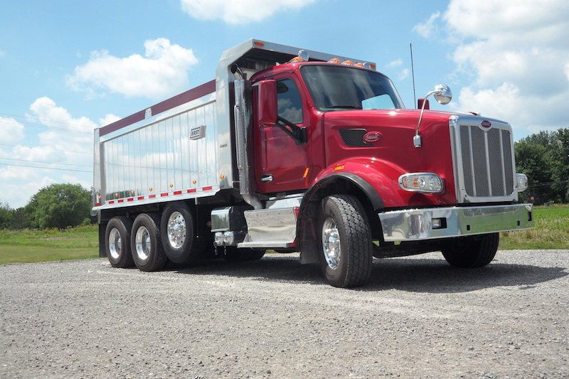 Peterbilt 567 A Dream Drive | Construction Equipment