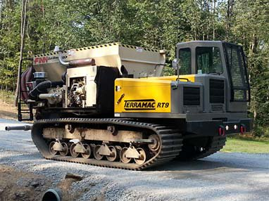Wilson Equipment Added to Terramac Dealer Network