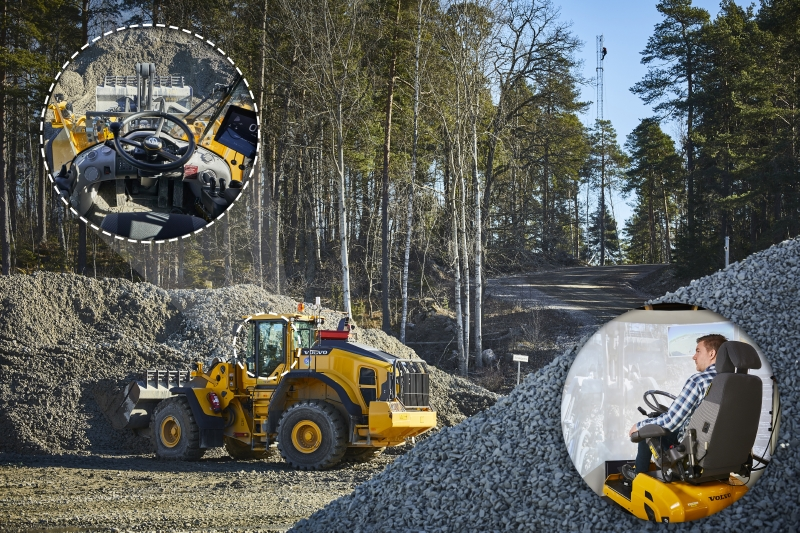 Swedish telecom companies Telia and Ericsson are teaming with Volvo Construction Equipment (Volvo CE) to launch Sweden's first 5G network for industrial use at Volvo CE's facility in Eskilstuna, Sweden, as Volvo aims to become one of the first in the world to use 5G technology to test remote-controlled machines and autonomous solutions.
