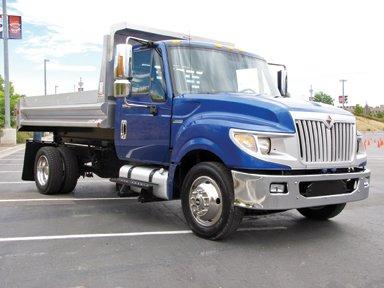 Truck Report: International TerraStar Has Big Cab, Refined MaxxForce
