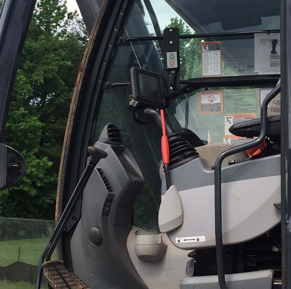 John Deere is adding GPS grade guidance technology to some of its G Series excavators