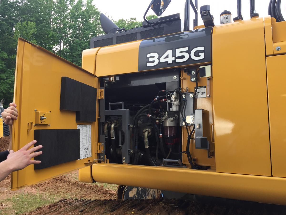 John Deere 345G LC Excavator | Construction Equipment