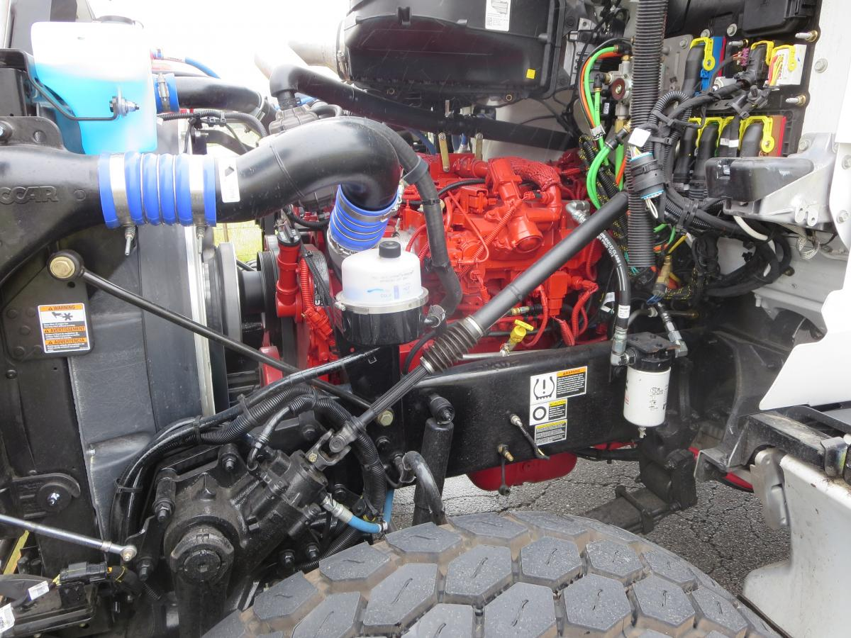 Cummins Westport Near Zero Engine Runs Extra Clean