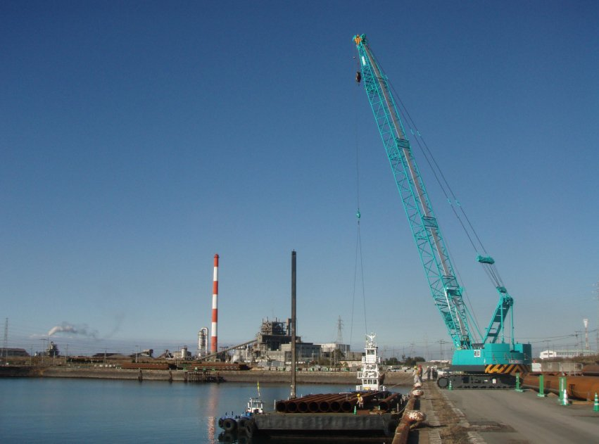 Kobelco to Merge Cranes and Construction   Construction