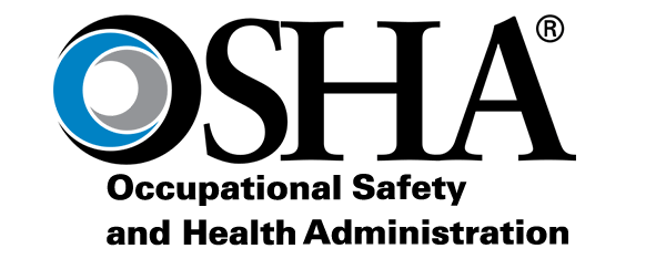 The Occupational Safety and Health Administration's logo.