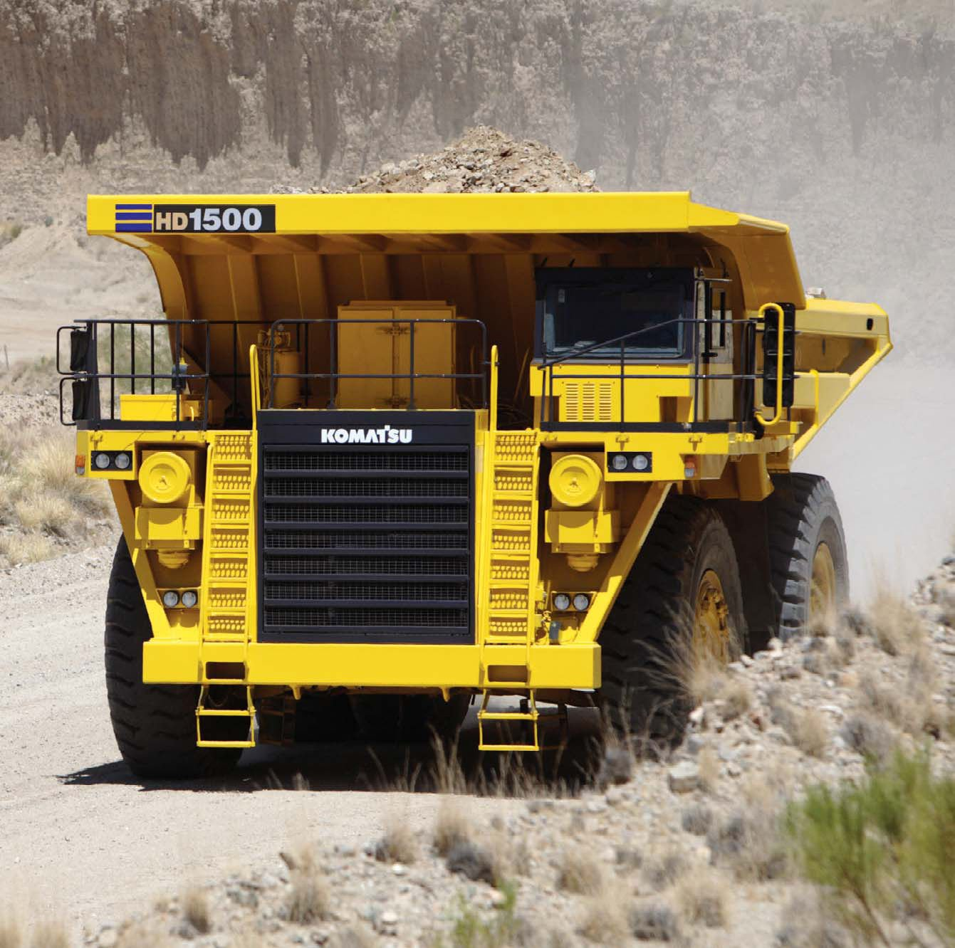 Komatsu And Ge Announced A Partnership That Will Provide Data Ysis To Mining Customers