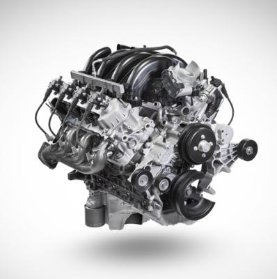 Ford 7.3-liter gasoline V-8 will replace the 6.8-liter V-10 in Super Duty trucks